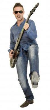 guitar playing guy getting tendonitis