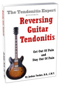 Revering Guitar Tendonitis ebook cover