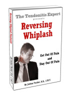 reversing whiplash tendonitis ebook cover graphic