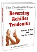 reversing achilles tendonitis ebook cover graphic