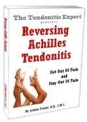 reversing achilles tendonitis ebook cover graphic