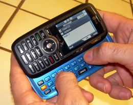 teen texting cell phone user picture graphic